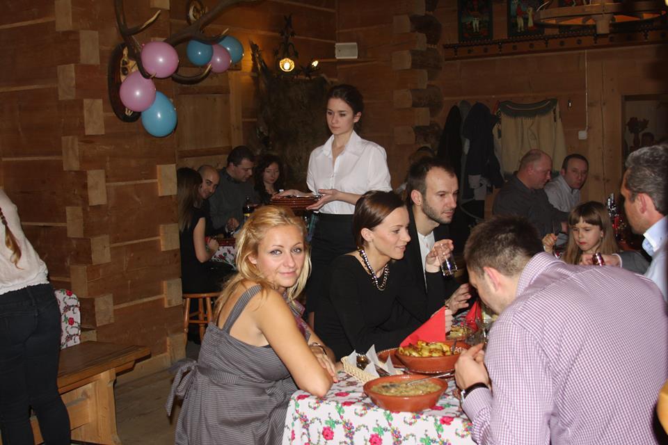 impreza firmowa w Tatrach