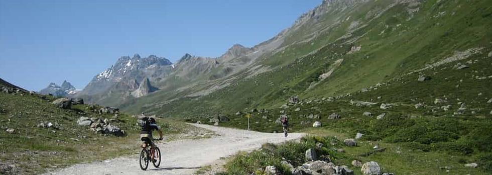 Wakacje w górach - szlaki rowerowe