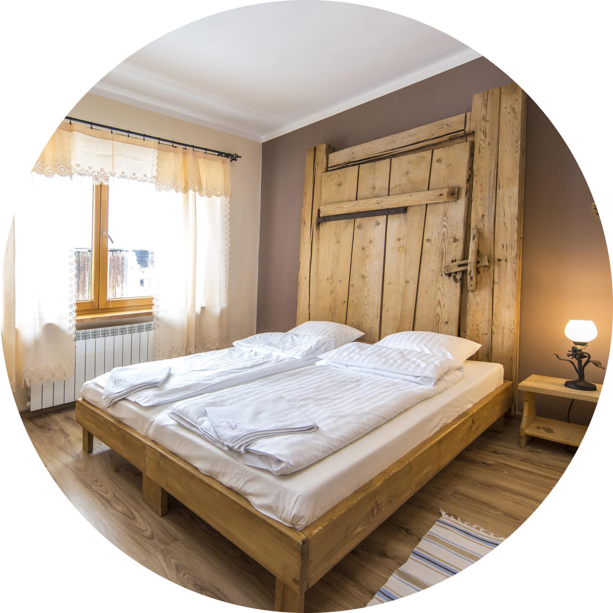 Wyjazdy firmowe - pokoje dla gości