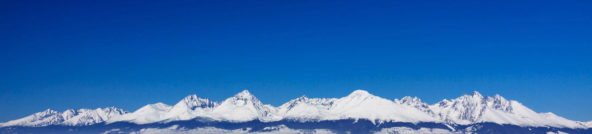 sylwester góry, tatry, zima
