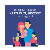 Honorujemy Kartę dużej rodzin