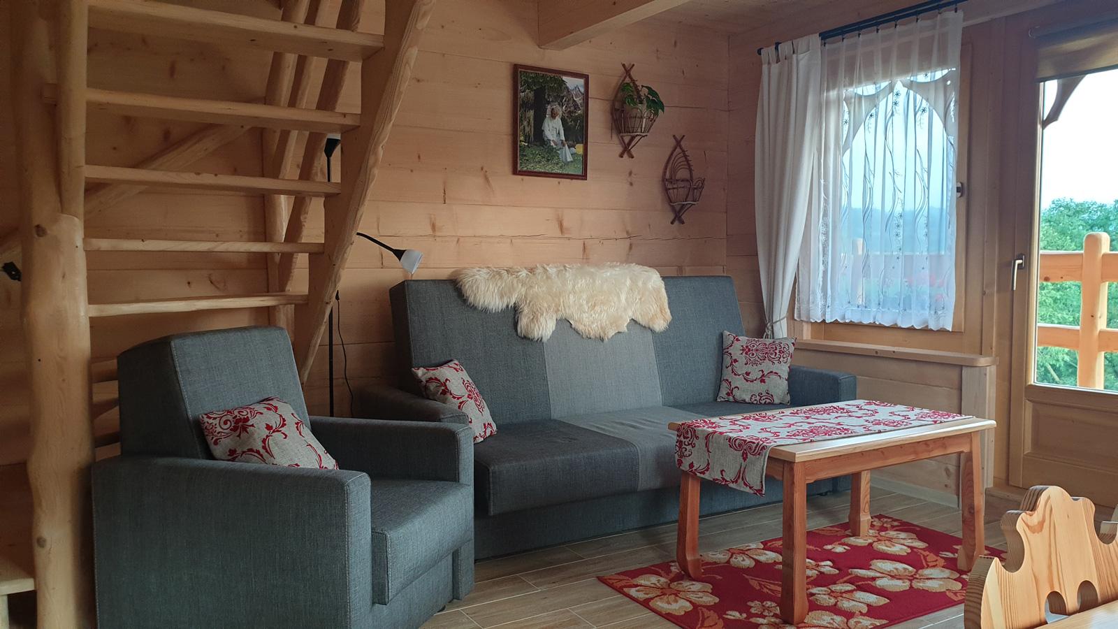 domek tatry salon 2