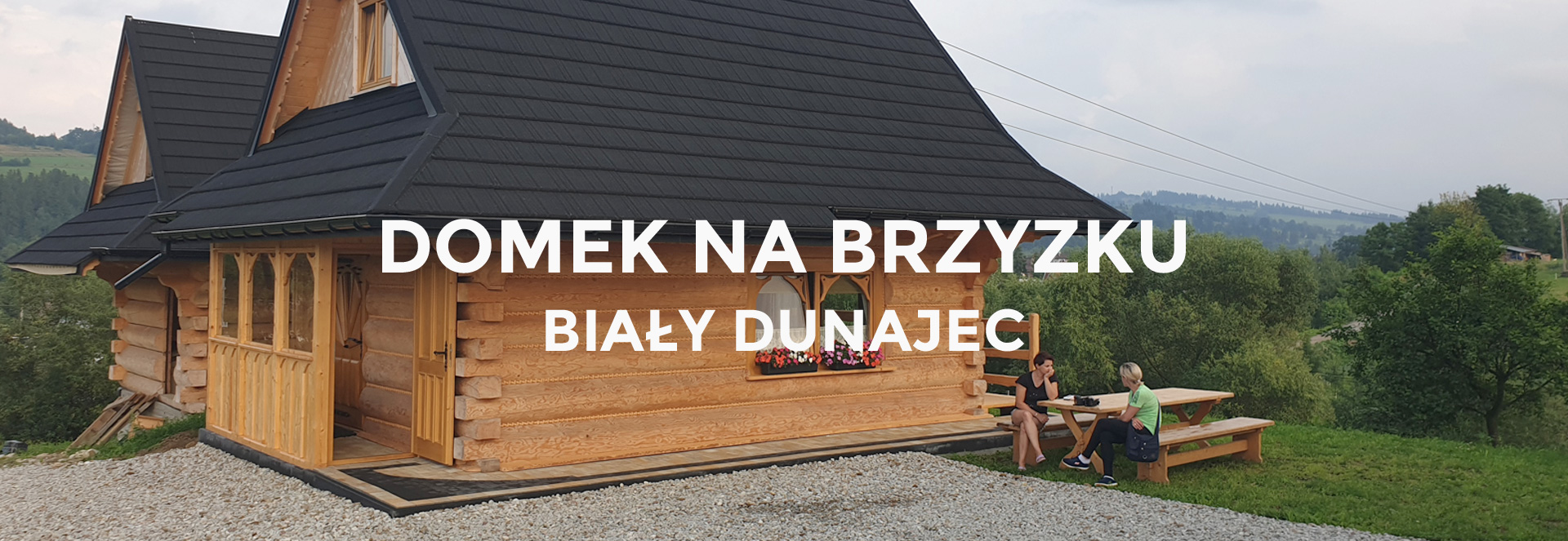 Domek Tatry Biały Dunajec do wynajmu