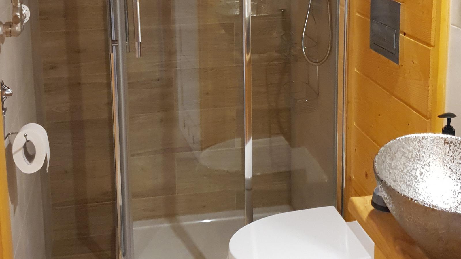 domek tatry łazienka