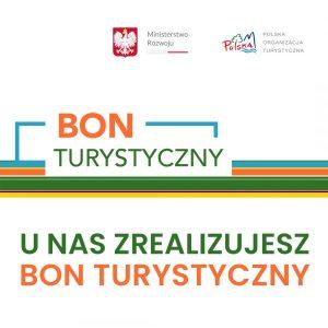 Bon turystyczny Moje Tatry