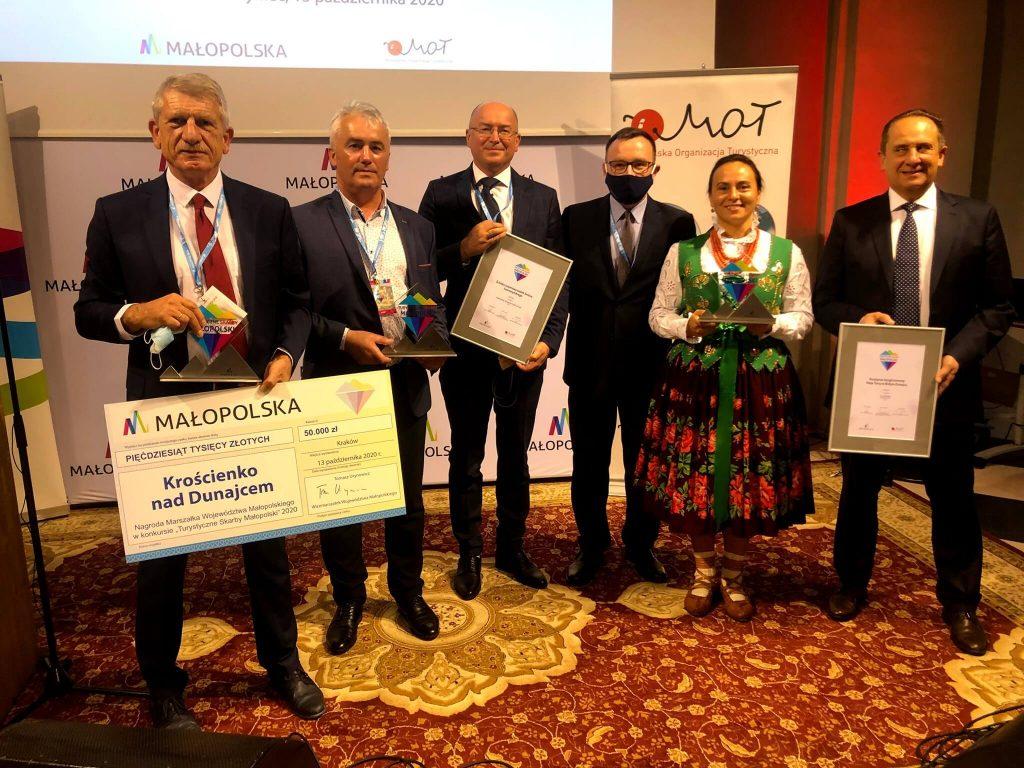 Nagroda 2020 dla bezglutenowego pensjonatu Moje Tatry