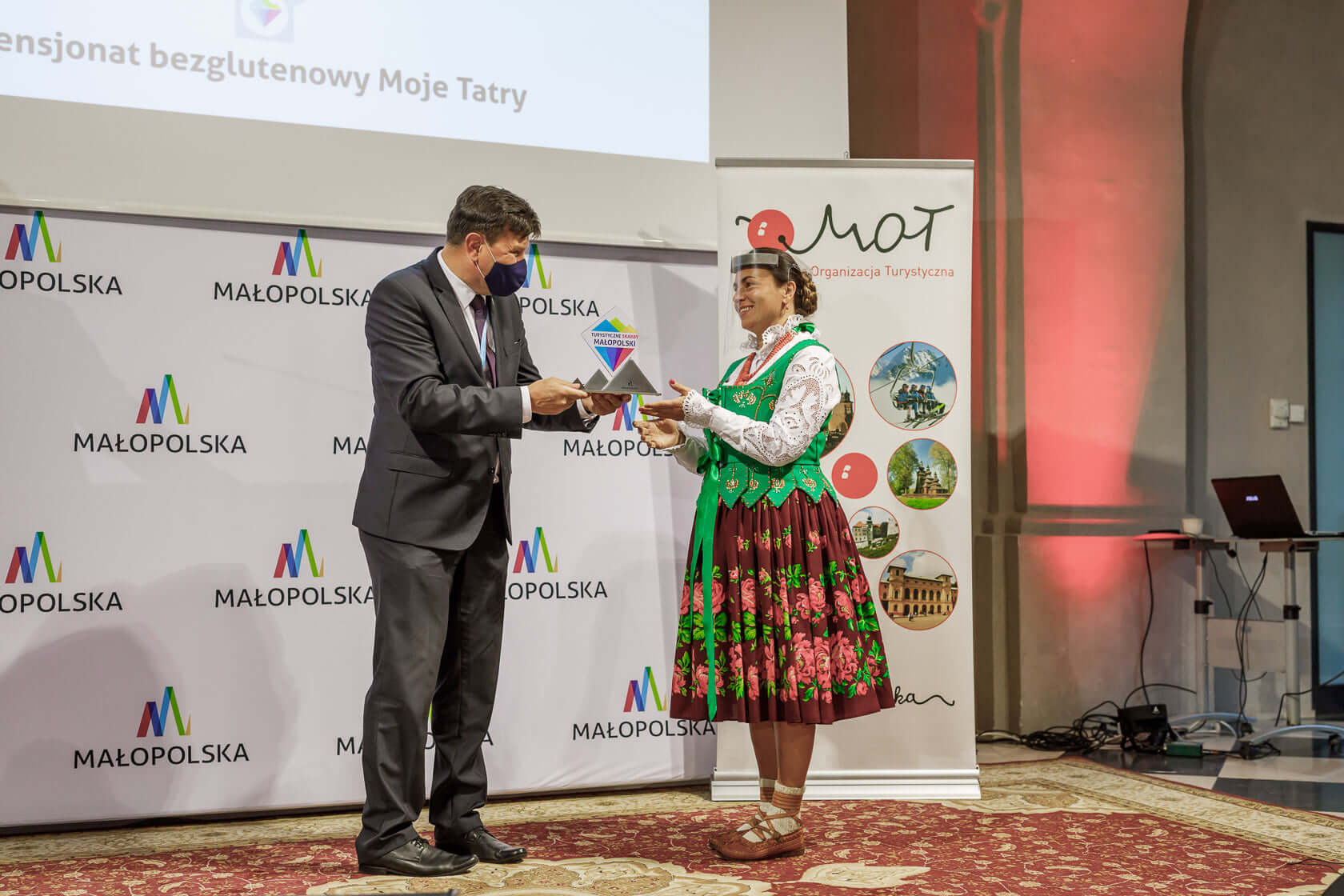Bezglutenowy Pensjonat Moje Tatry laureatem nagrody kulinarnej 2020
