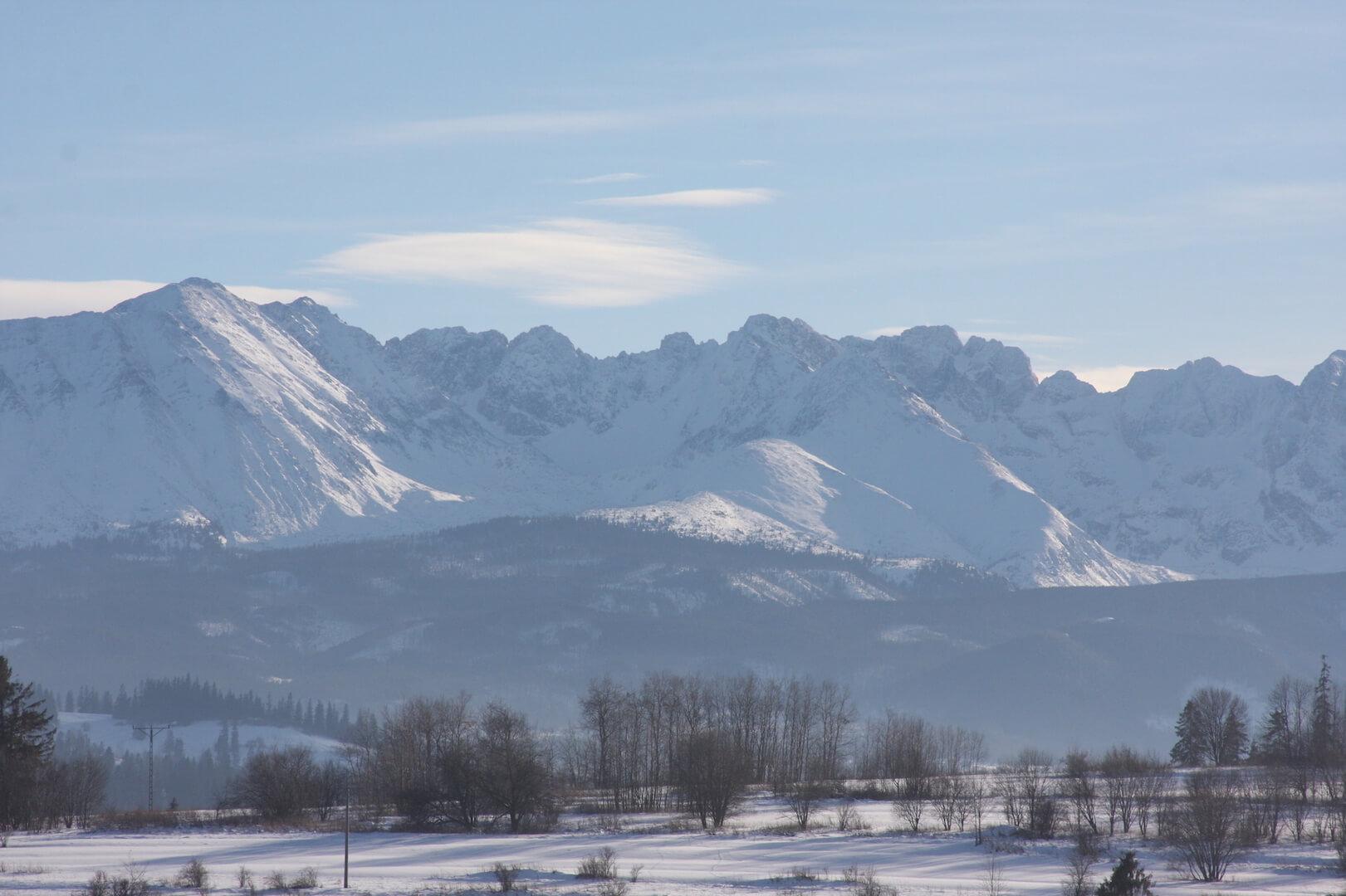 Wycieczka górska z Bezglutenowego Pensjonatu Moje Tatry na Rusinową Polanę